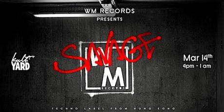 WM Records Presents: Savage tickets