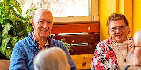 Learn @ Lunch: Understanding dementia tickets