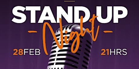 Stand Up Night entradas