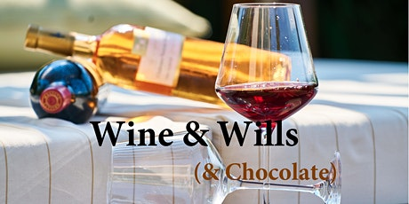 Wine & Wills (& Chocolate) tickets