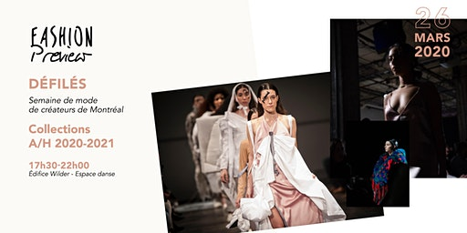 Fashion Preview - Collections A/H 2020-2021