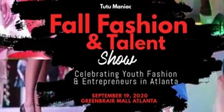 Kids Fall Fashion, Talent and Business  Expo 2020 tickets
