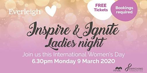 Inspire & Ignite Ladies Night  - Greenbank