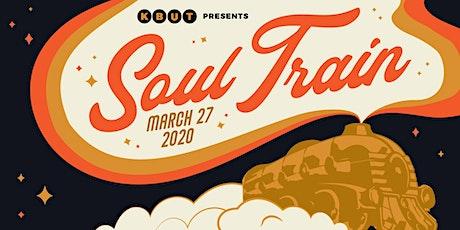 SOUL TRAIN 2020- POSTPONED- RESCHEDULE DATE TBD tickets