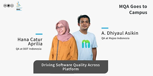 MQA Goes to Campus - Driving Software Quality Across Platform