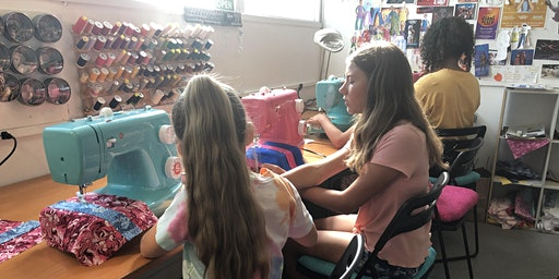 Beginning Fashion Sewing for ages 8-16