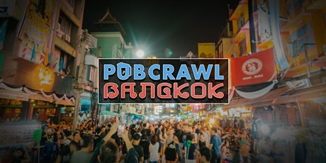 Bangkok Sukhumvit Club Crawl tickets