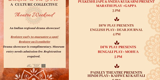 "DFW Play presents ""Dear Journal"""