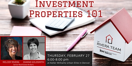 CANCELLED -  Investment Properties 101 tickets