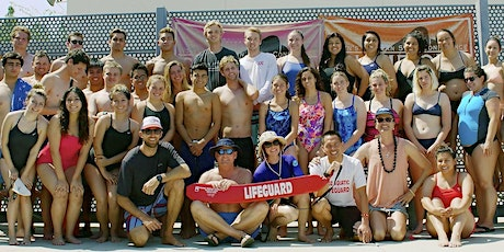 San Jose Fun Red Cross Lifeguard Training -Blended Learning tickets