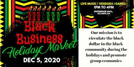 Black Business Holiday Market & Kwanzaa Celebration tickets