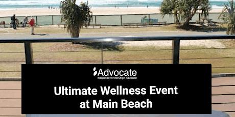 Ultimate Wellness Event entradas
