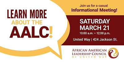 AALC Informational Meeting
