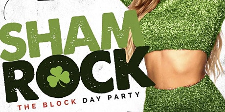 Shamrock The Block Day Party at Cornerstone  tickets