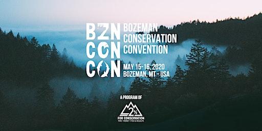 Bozeman Conservation Convention