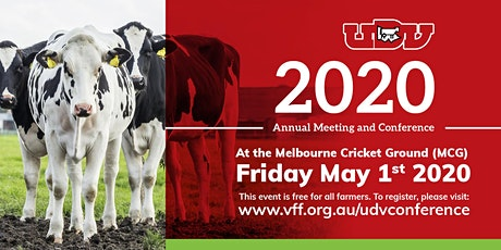 2020 UDV Conference tickets