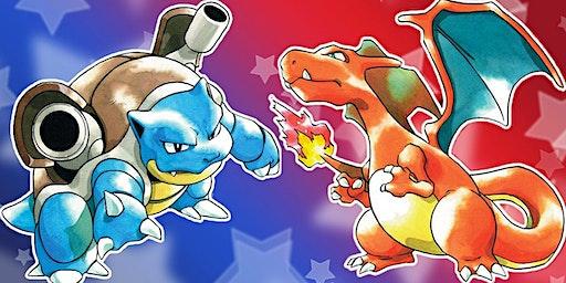RED & BLUE: Pokémon Trivia in PLENTY VALLEY