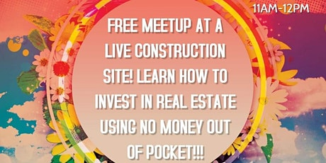 Southside Meetup!!! Learn Investing with NO MONEY DOWN! tickets