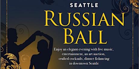 Seattle Russian Ball tickets