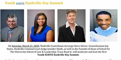 Youth IGNITE Nashville Day Summit tickets
