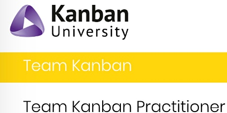 Team Kanban Practitioner by the beach tickets