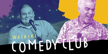 Waikiki Comedy Club tickets