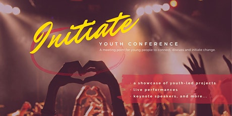 Initiate Youth Conference tickets