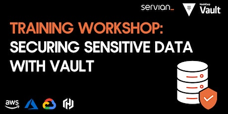 Training Workshop: Securing Sensitive Data with Vault tickets