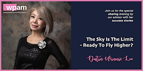 The Sky Is The Limit - Ready To Fly Higher? tickets