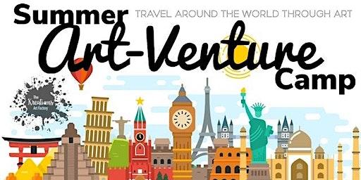 Summer Art-Venture Camp