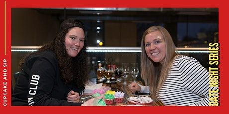 Date Night Series: Couples Cupcake Design and Sip tickets