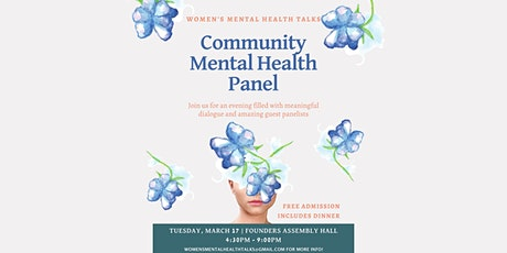 Community Mental Health Panel tickets