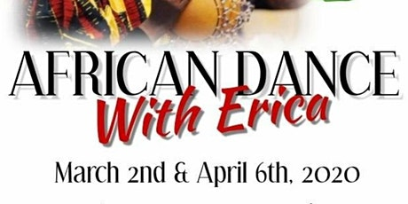 African Dance with Erica tickets