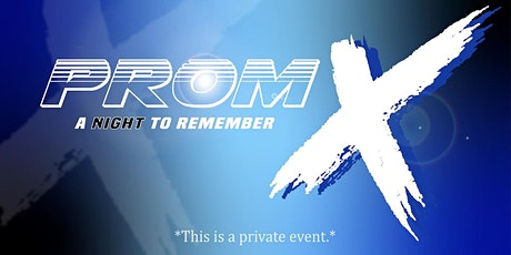 PromX tickets