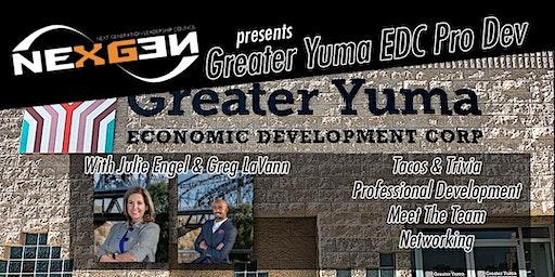 NexGen Third Thursday w/Greater Yuma EDC