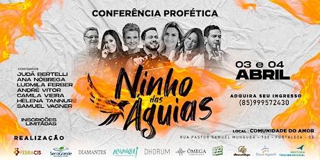 Conferência Profética Ninho das Águias bilhetes