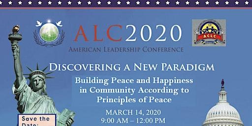 ALC 2020: Discovering a New Paradigm