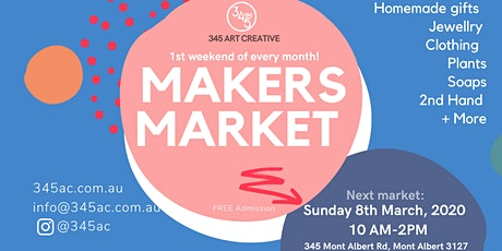 MARKERS MARKET tickets