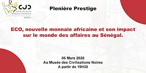 Plénière Prestige du 06 mars