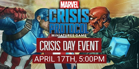 Marvel Crisis Protocol Crisis Day Event tickets