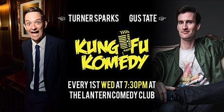 Kung Fu Komedy Presents: FREE Stand-Up Comedy Show tickets