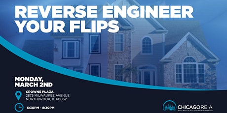Reverse Engineer Your Flips tickets
