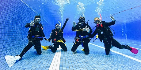Try Scuba Diving tickets