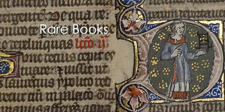 The Friends of the Baillieu Library:  Curators on Collections series tickets