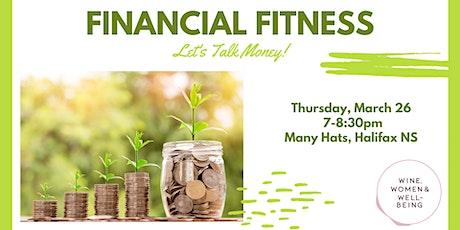 Financial Fitness: Halifax tickets