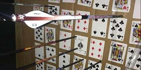 SPFGA 5-Card Archery Poker Shoot tickets