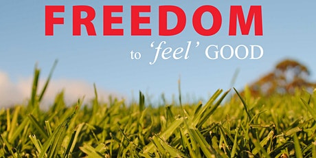 FREEDOM to feel GOOD Life Skills Tools Workshop tickets