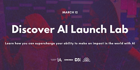 Discover AI Launch Lab tickets