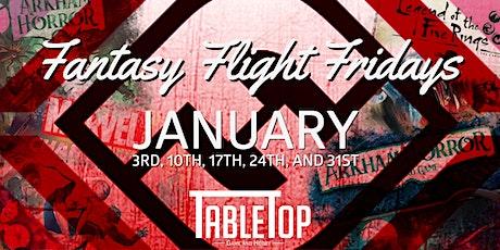 Fantasy Flight Fridays tickets