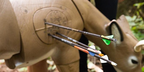 3D Hunt-Style Archery Shoot tickets